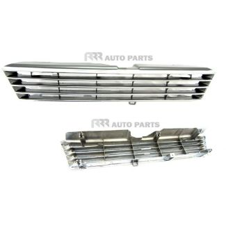 FOR MITSUBISHI GALANT HG 89-90 FRONT GRILLE, CHROME